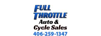 Full Throttle Auto & Cycle Sales